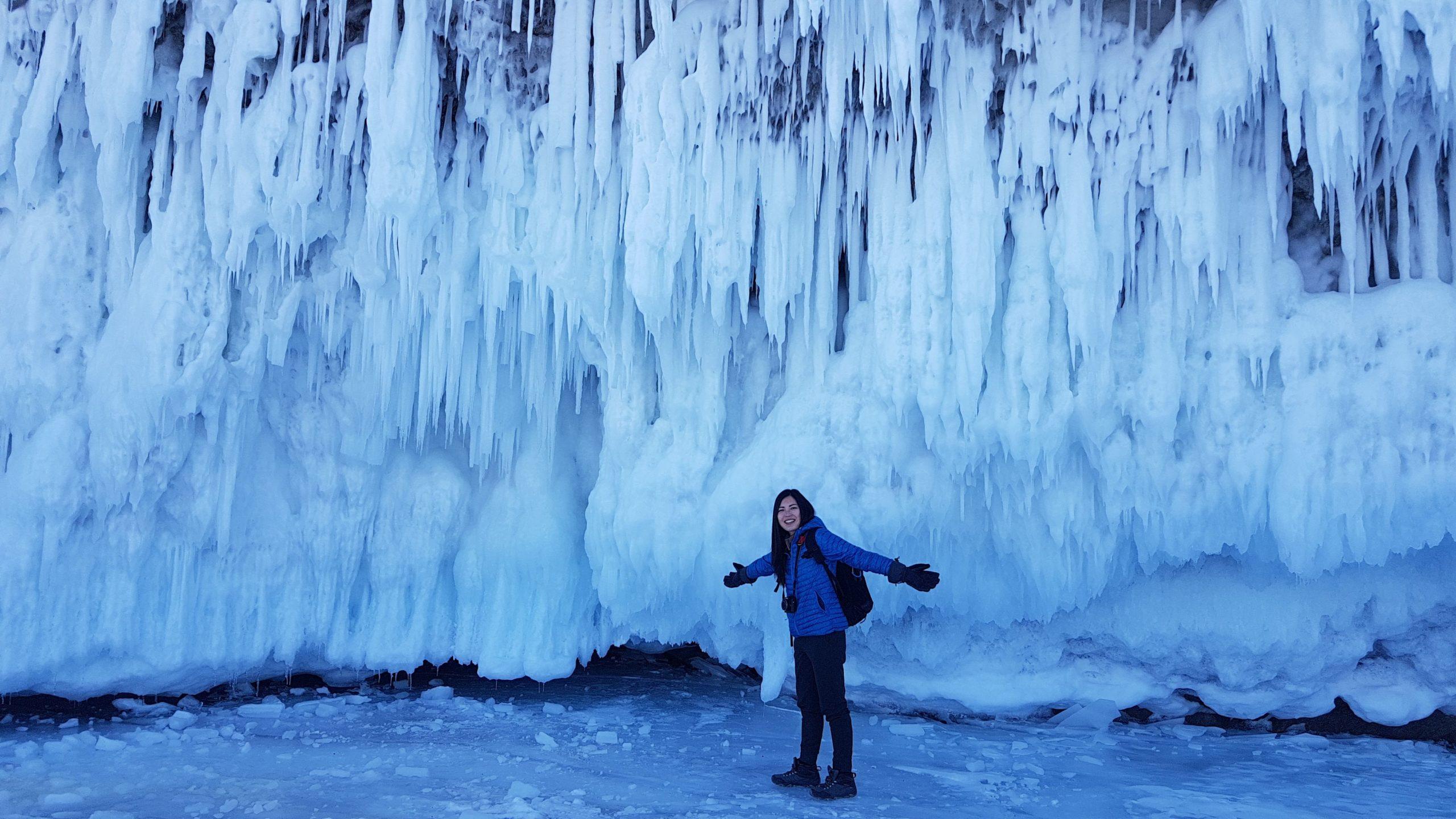Winter in Baikal- 57 400 RUB